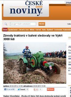 Stejnou chybu jako v tweetu udělaly České noviny i v titulku článku. Vyskeř, o  kom, o čem? O Vykři?