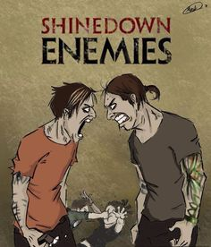 Shinedown Enemies music video