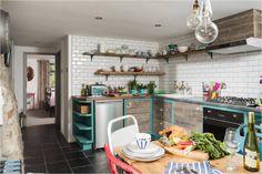 Casinha colorida: Uma cottage que irá te surpreender!