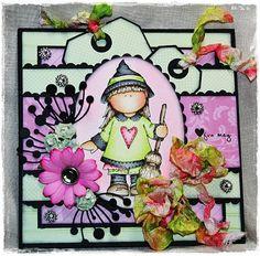 Mayas Hobbyblogg: fra meg/from me