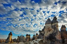 Amazing #cappadocia #fairy_chimneys #nevsehir