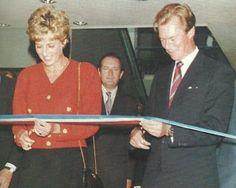 Princess Diana , Luxembourg , le 17 Septembre 1993 _ Suite