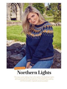 VK is the largest European social network with more than 100 million active users. Knitting Stitches, Knitting Patterns, I Cord, L And Light, Knit Crochet, Northern Lights, Jumper, Photo Wall, Vest