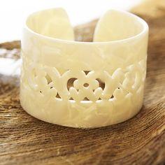 Samoan style bracelet.