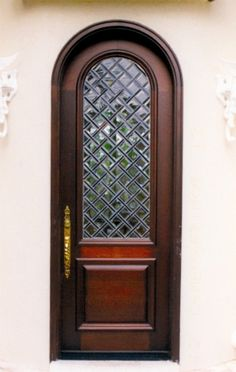 leaded beveled glass doors 66 - this with seeded glass and bronze hardware. & Graham Wood Doors are made in Mason City! - Graham® is the ... pezcame.com