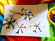 Winter Art Projects, Greek, Lifestyle, Board, Crafts, Manualidades, Handmade Crafts, Craft, Arts And Crafts