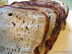 Finding Joy in My Kitchen: Cinnamon Raisin Bread