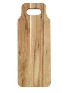 Essentials Oblong Acacia Wood Chopping Board