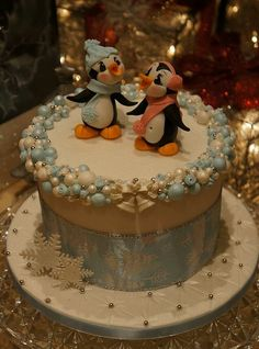 Christmas Cake-@El Brendaño It looks like Wendy may have found her happy ending!