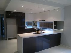 Another view of the 'Haven' Kitchen.