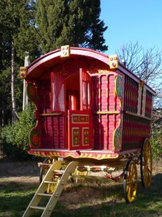 Méchant Design: Caravane spirit: on the road ever!!!!!