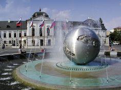 Presidential Palace, Bratislava