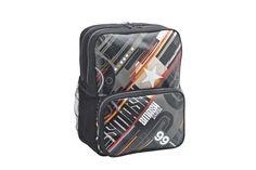 Resistance Square Backpack Black  9699
