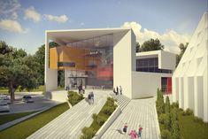 Auerbach Halevy vence concurso para projetar Museu Judaico do Esporte em Ramat Gan