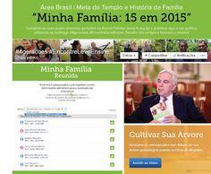 www.campanha.fs.org.br   Participe! Divulgue!  #4geracoes #EncontreLeveEnsine #familysearch