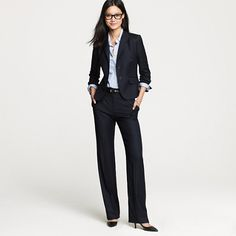 A new suit from JCrew - with my discount would be about $200 for a pencil skirt, slacks and blazer