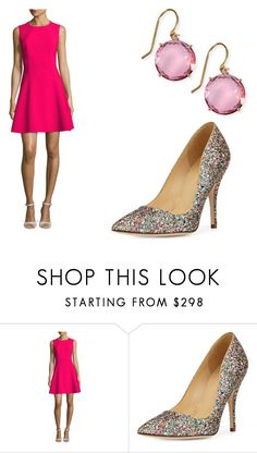 """""""casual dress up day 2.0"""" by sarahshawverisawesome on Polyvore featuring Kate Spade and Suzanne Kalan"""