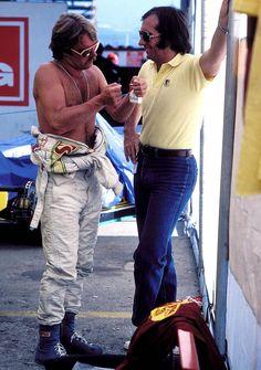 Keke Rosberg -  driving for Emerson Fittipaldi - 1981