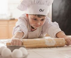 Easter is fast approaching, and we've got plenty of ideas to get your little ones busy in the kitchen!