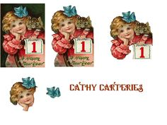 CATHY CARTERIES: 3d persos