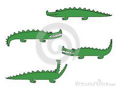 crocodile illustration - Google Search