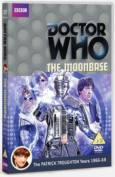 Doctor Who The Moonbase DVD UK Pre – Order Now