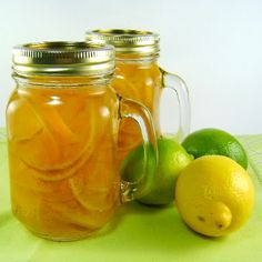 lime marmalade - the best on corn muffins with chili!