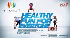 Welcome To Samagoh's Blog : Finally In Nigeria: A Festival Exclusively For Fit...