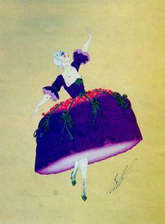 Erte-Romain-de-Tirtoff Folies-Bergere-1919