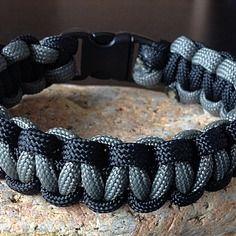 Bracelet paracorde 19,5 cm, bracelet de survie                                                                                                                                                                                 Plus