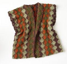 5 Color Wrap Pattern - Patterns - Lion Brand Yarn