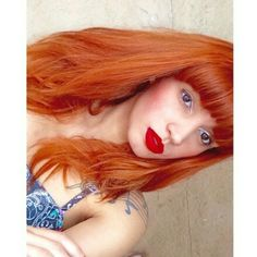 ruivaseruivos - @redyf 8.77 Igora, Tonalizante C kamura conhaque Redheads, Henna, Orange, Hair, Red Heads, Ginger Hair, Hennas, Red Hair, Strengthen Hair