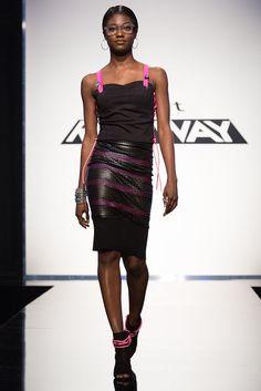 Project Runway Season 15 Ep. 3 Transitions Fashion Show Outfitshrevla - Tasha Henderson
