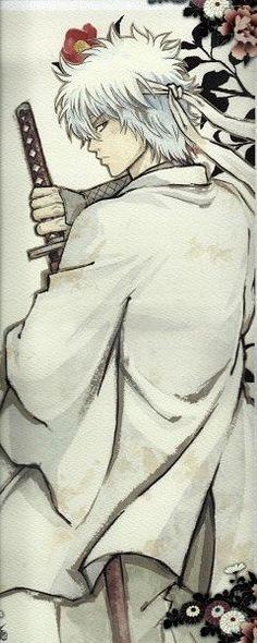 Gintoki Sakata - Gintama
