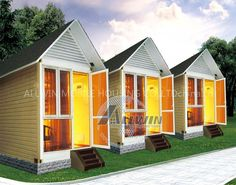 shipping container cottages | Shipping Container Cottages