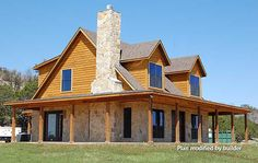 Plan W3000D: Farmhouse, Cottage, Country, Photo Gallery, Hill Country, Southern House Plans & Home Designs