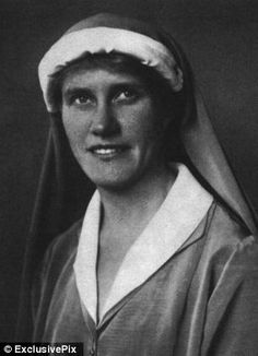 Elsa Brandstrom, nicknamed 'Angel of Siberia', was the daughter of Swedish ambassador to Tsar Nicholas II & was in Russia at the start of WWI. She put her nursing skills to use with the Russian army. In 1915, Brandstrom was with the Swedish Red Cross in Siberia treating German prisoners of war, when her Russian work permit was revoked. For 2 yrs she continued travelling to Siberia illegally, until her arrest in 1920. Upon her release she dedicated herself to helping POWs, orphans, & refugees