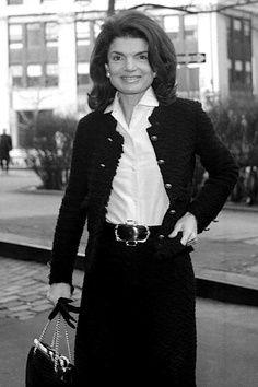 Jackie Kennedy Style on Pinterest