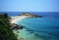 Kefalonia, Greece, Lassi beach