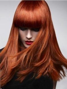capelli rosso rame - Cerca con Google