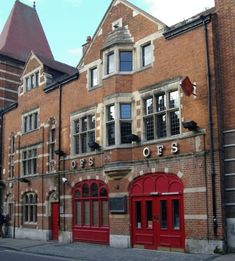 95 Best Old Fire Stations Images In 2018 Fire Fighters