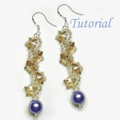 I have an great idea for these earrings