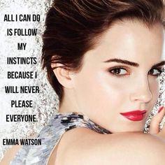 Follow My Instincts