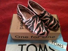 Toms by Karen Laughlin...i want these!