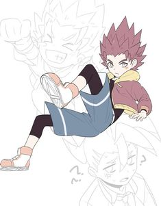 Fanart, Beyblade Characters, Naruto Wallpaper, Beyblade Burst, Joker, Artist, Cute, Anime Male, Drawings