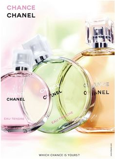 Chanel Chance....think is the perfume I tried at Elizabeth's...it was awesome!!!!