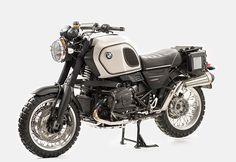 BMW GS from Unit Garage