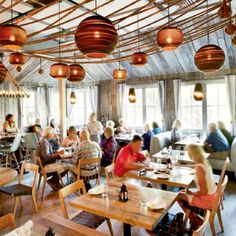The Obstinate Daughter -a great restaurant on Sullivan's Island. Review by Charleston Magazine