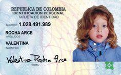Tarjeta de identidad escolar (Colombia)
