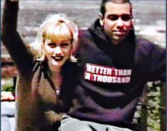 Gwen Stefani and Tony Kanal